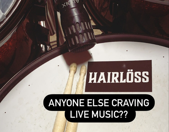 Anyone else craving live music?